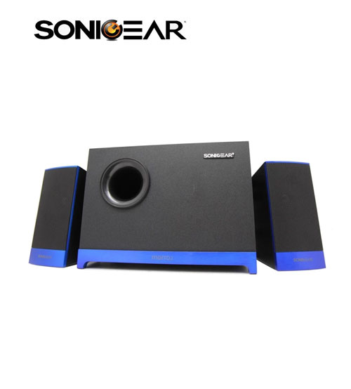 Sonic Gear Morro 2 BTMI Bluetooth Speaker with SD-Card slot / FM Radio / USB / MP3 playing